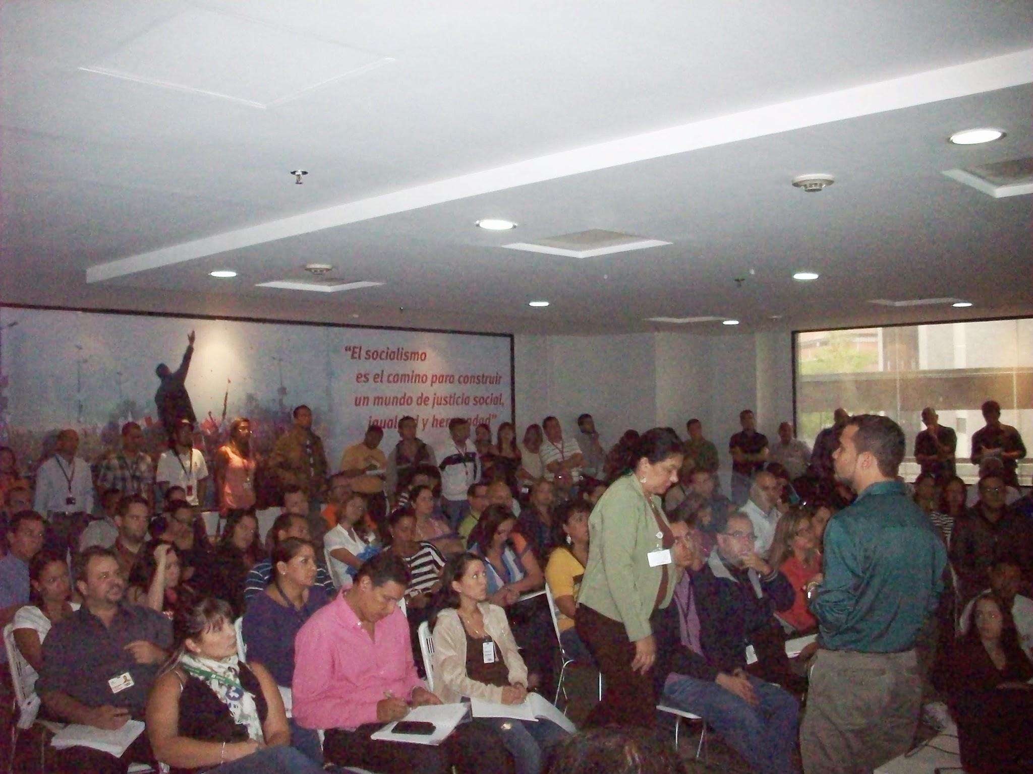 Leonardo Caballero en la WPD venezuela 2014