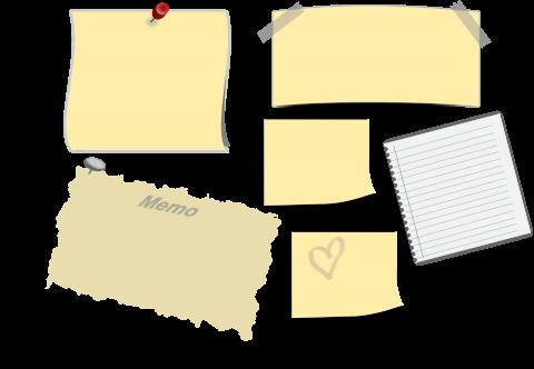 Notas y cosas que hacer